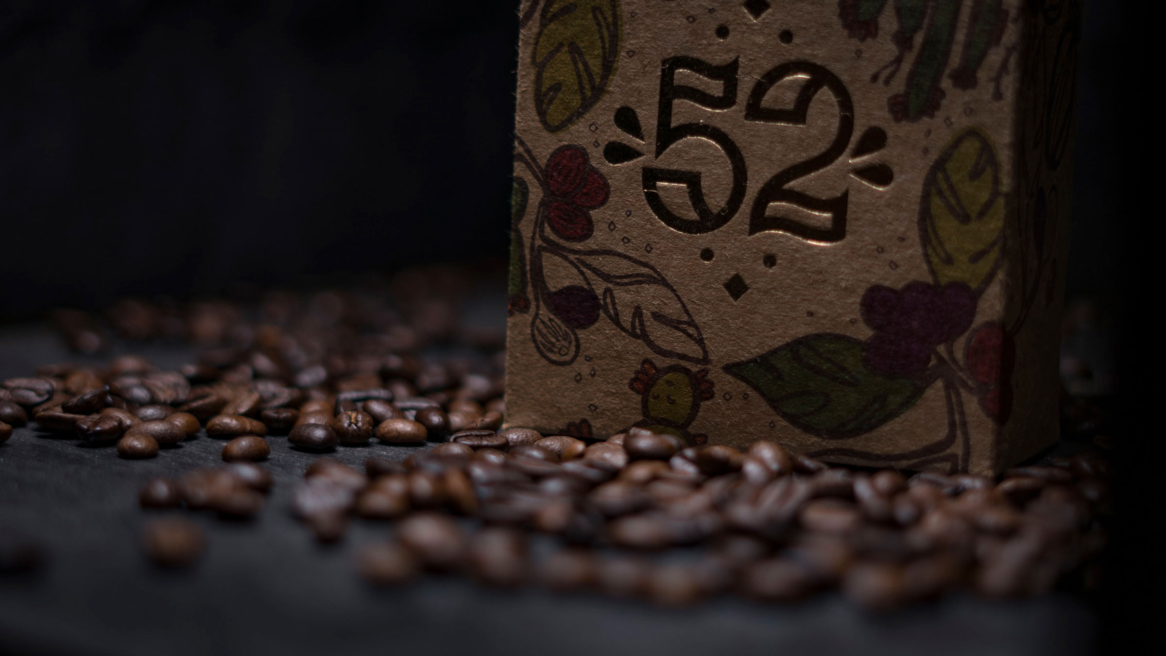 52 Box - Premium Craft Coffee / Café Artesanal Mexicano