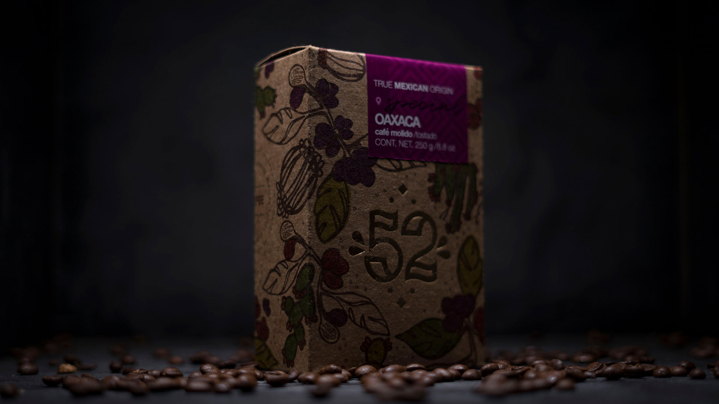 52 Special - Premium Craft Coffee / Café Artesanal Mexicano